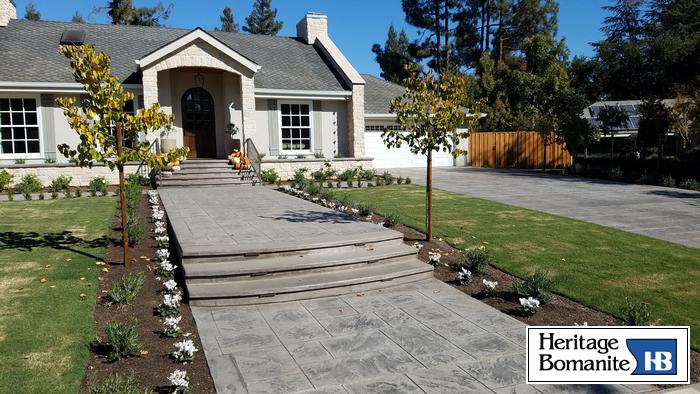Heritage Bomanite Architectural And Specialty Concrete
